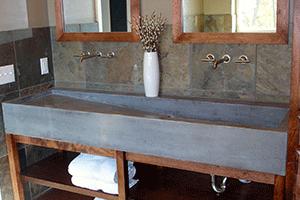 concrete-sink